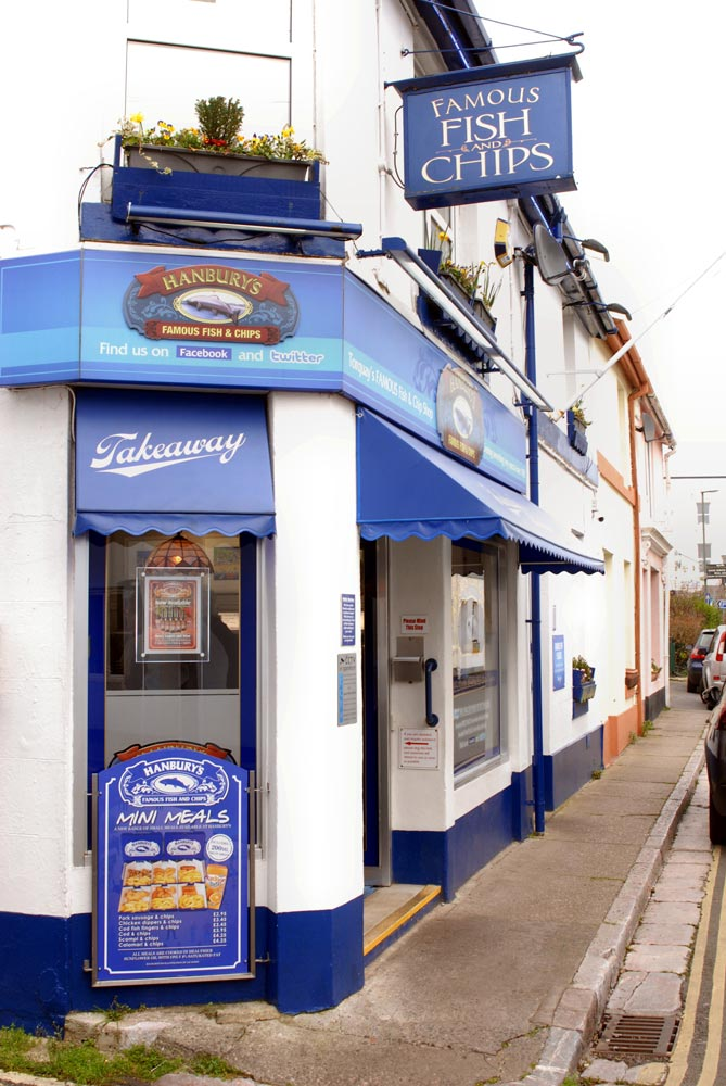 Hanbury's Fish and Chips Takeaway